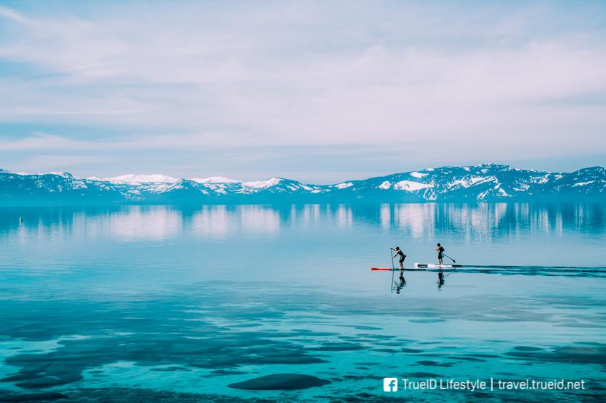 Lake Tahoe ที่เที่ยวอเมริกา