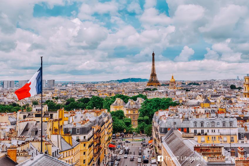 France ประเทศอากาศดีที่สุดในโลก