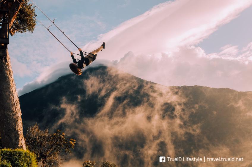 Ecuador ประเทศอากาศดีที่สุดในโลก
