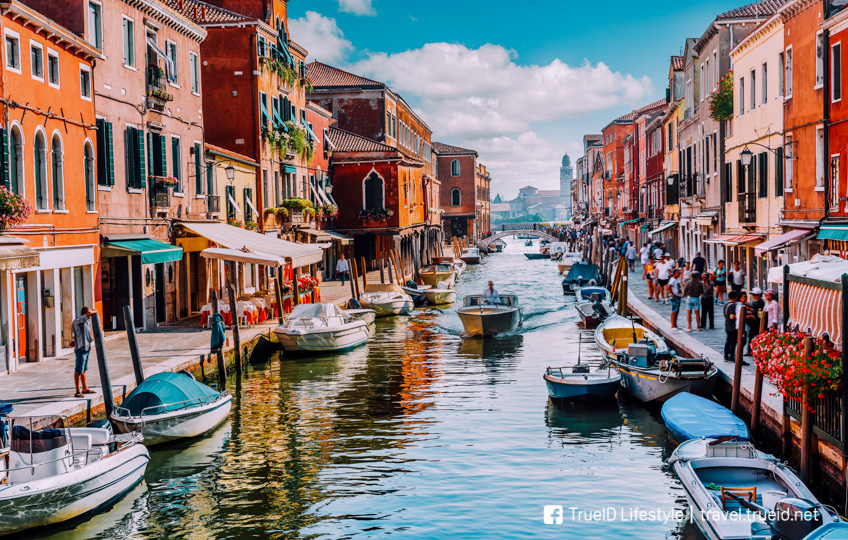Italy ประเทศอากาศดีที่สุดในโลก