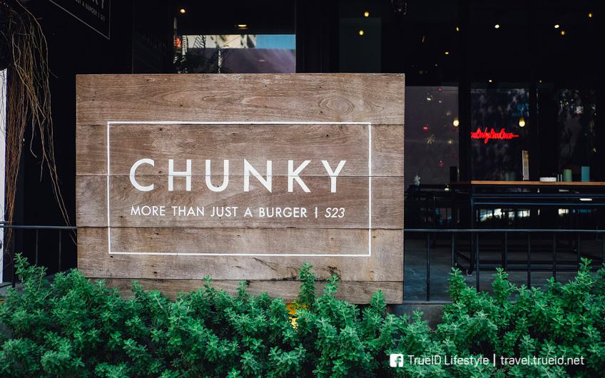 Chunky ร้านเบอร์เกอร์ สุขุมวิท 23