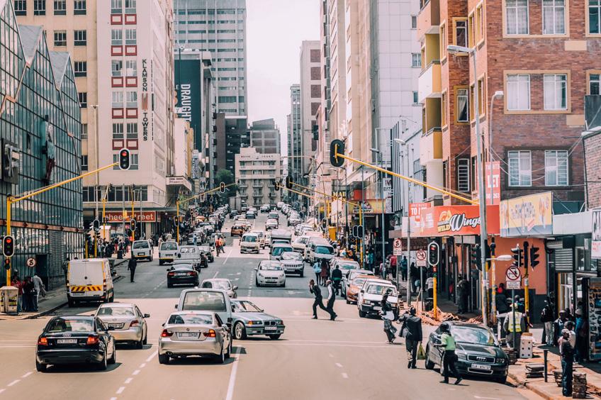 Johannesburg China Town ตรุษจีน