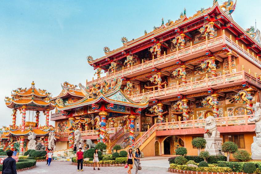 วิหารเทพสถิตพระกิติเฉลิม ตรุษจีน 2019