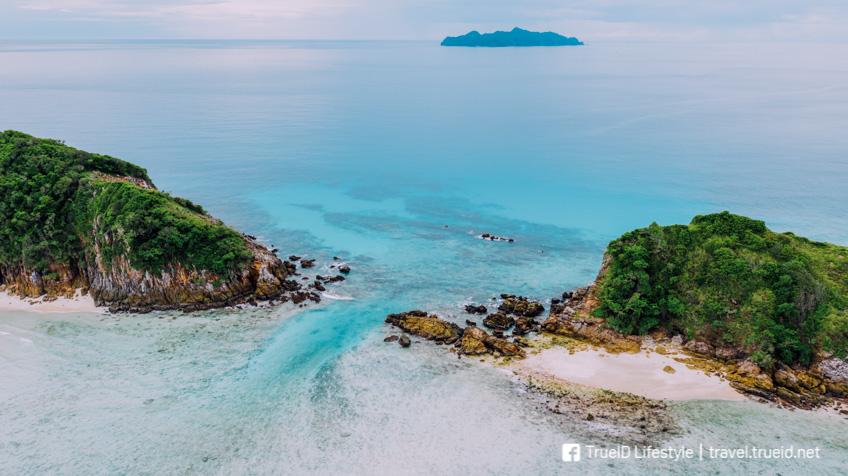 ทะเลพม่า Cock Burn Island