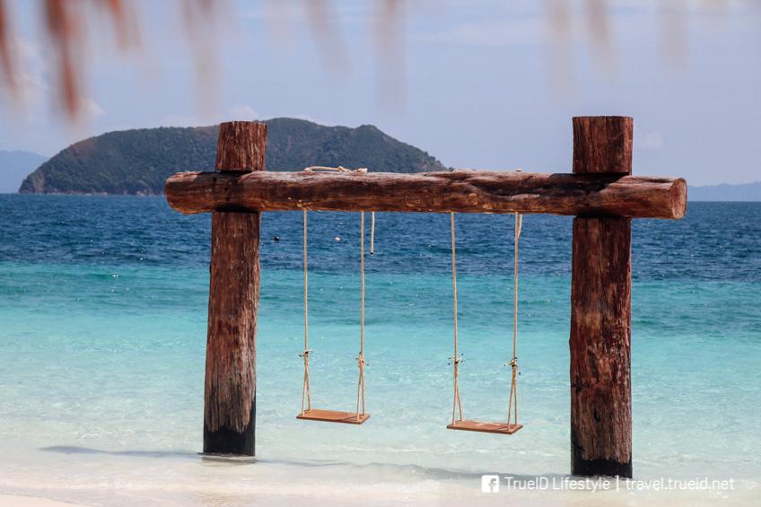 เกาะนาวโอพี ทะเลพม่า