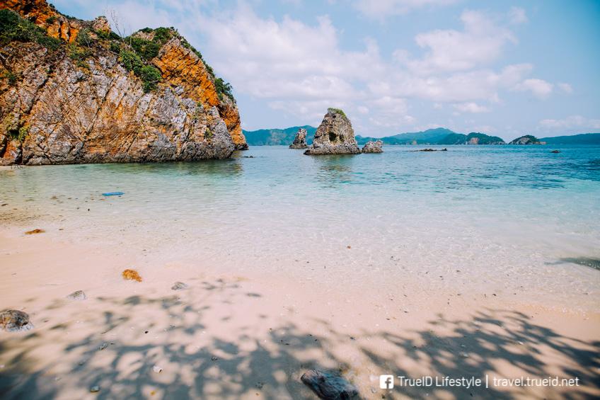 ทะเลพม่า Lord Heaven Island