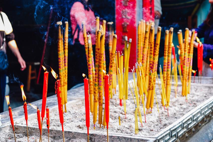 Lin Fong Temple ไหว้พระมาเก๊า