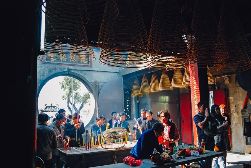 A-Ma Temple ไหว้พระมาเก๊า ตรุษจีน