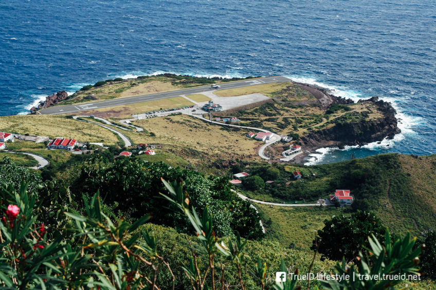 Saba เกาะสวยที่สุดในโลก