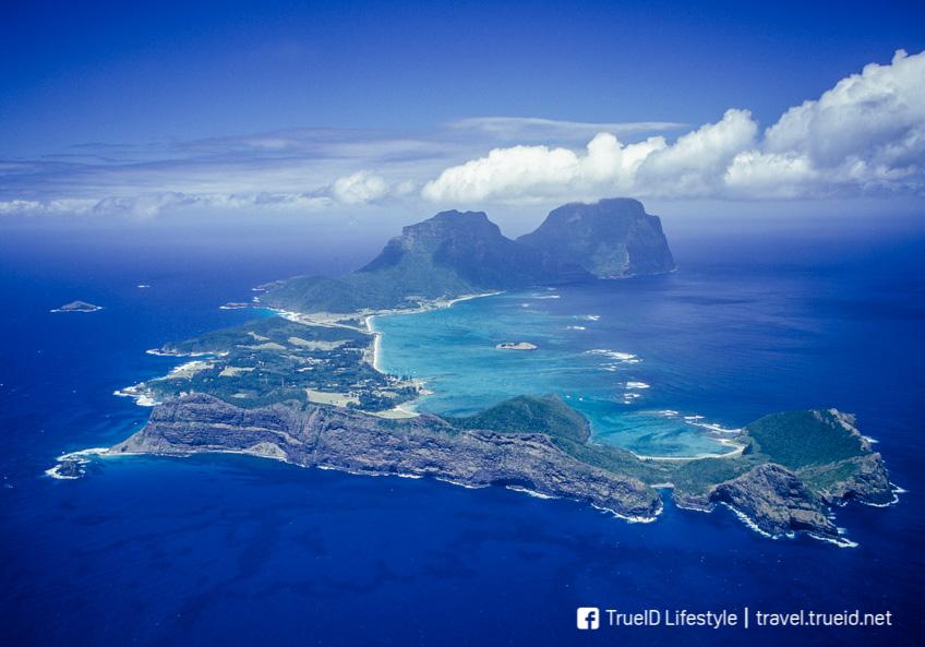 Lord Howe Islands เกาะสวยที่สุดในโลก