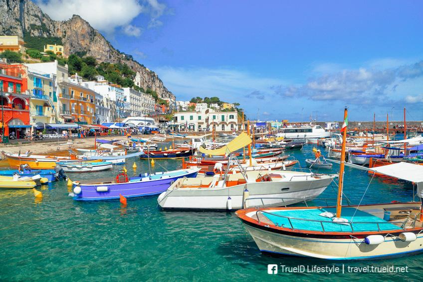Capri, Italy เกาะสวยที่สุดในโลก