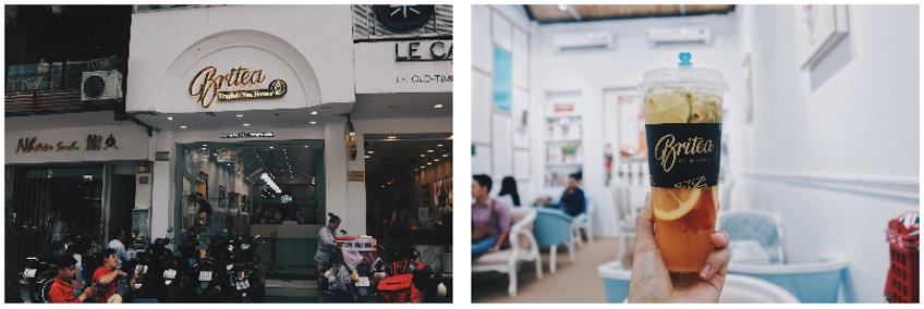 เที่ยวโฮจิมินห์ ร้านกาแฟเวียดนาม