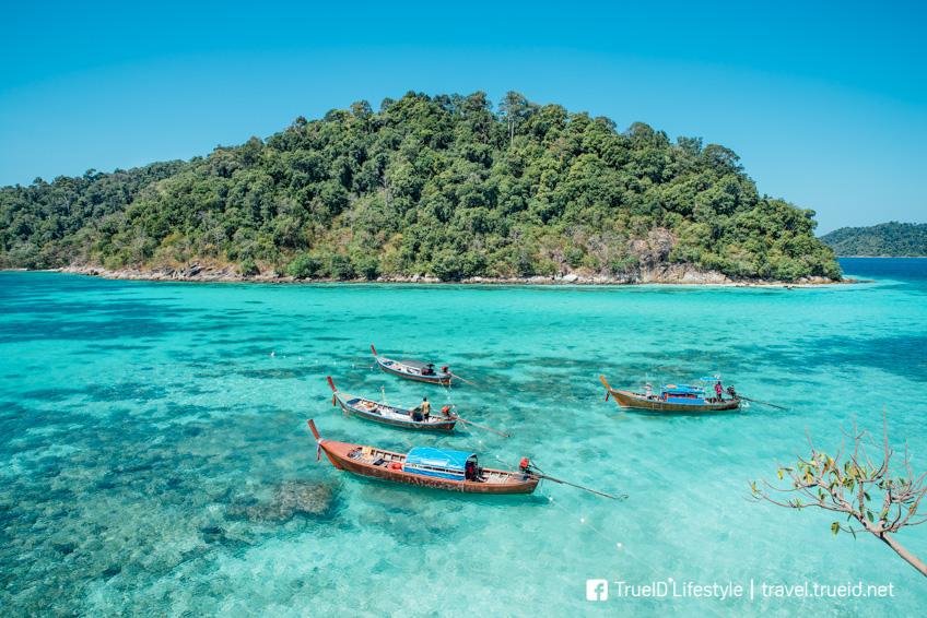 Andaman Sea เกาะที่สวยที่สุดในโลก
