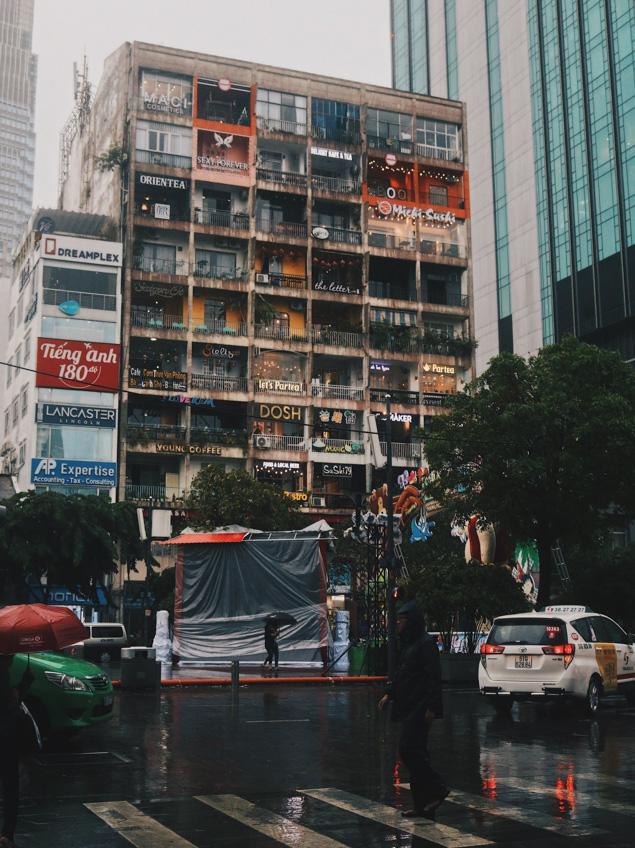 The Cafe Apartment โฮจิมินห์ เวียดนาม