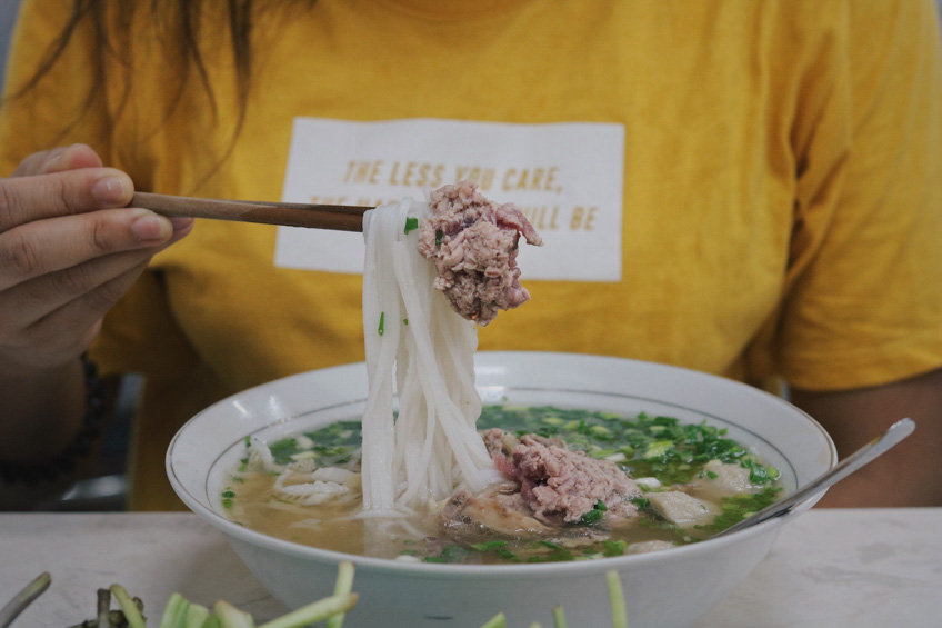 เฝอ อาหารเวียดนาม โฮจิมินห์