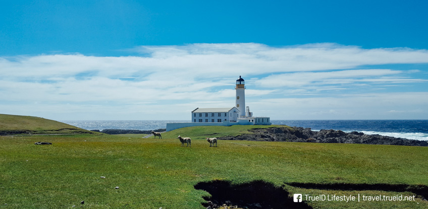 Fair Isle Scotland เกาะสวยที่สุดในโลก