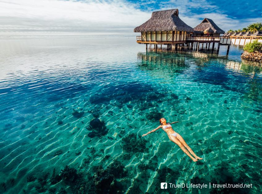 Tahiti  เกาะสวยที่สุดในโลก