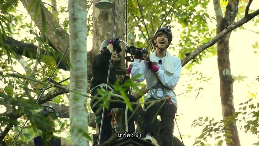 Tree Top Adventure Park GOT7