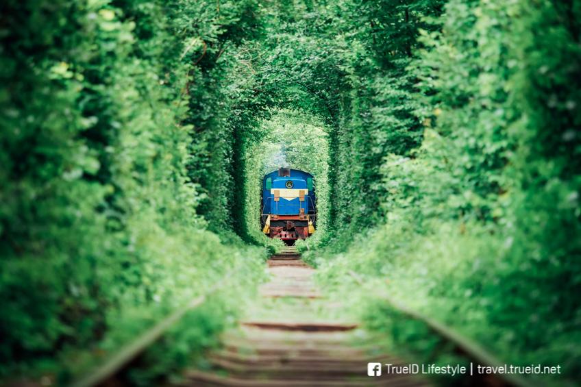 Tunnel Of Love ยูเครน วาเลนไทน์