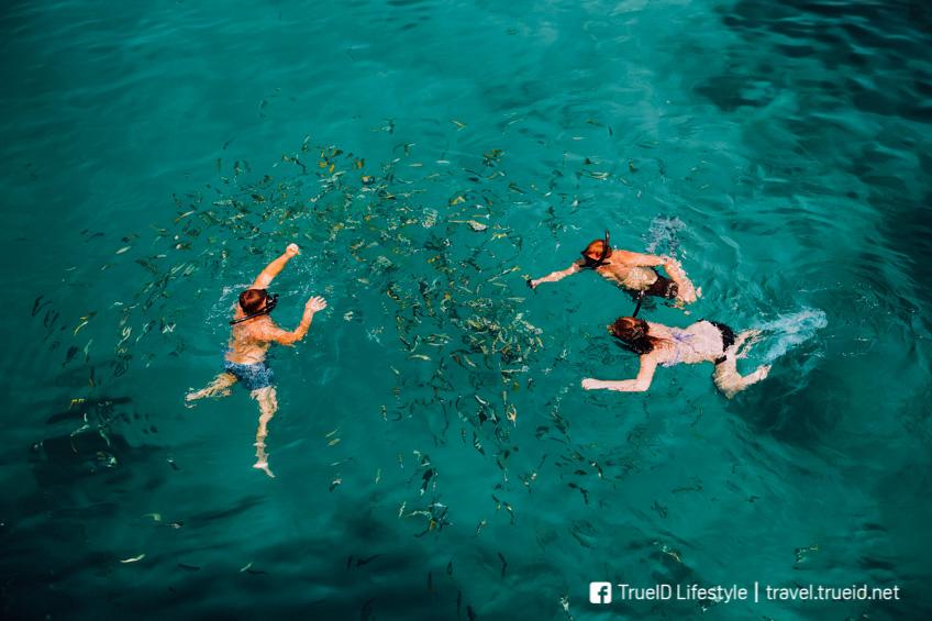 เกาะช้าง ทะเลใกล้กรุงเทพ