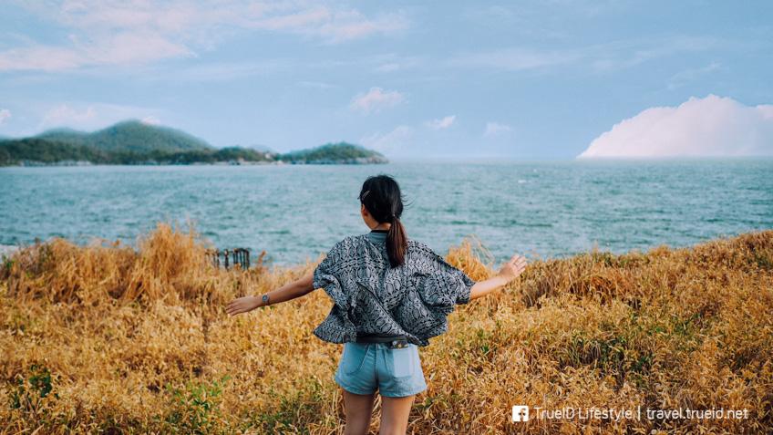 เกาะสีชัง ทะเลใกล้กรุงเทพ