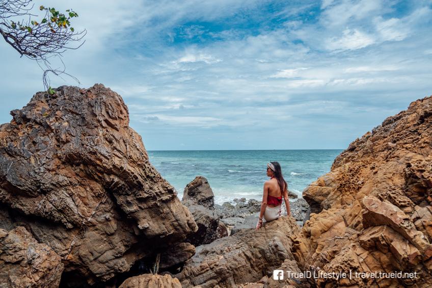 เที่ยวใกล้กรุงเทพ เกาะขาม ชลบุรี