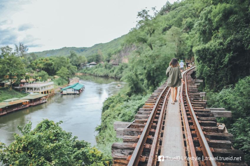 ถ้ำกระแซ เที่ยวใกล้กรุงเทพ กาญจนบุรี