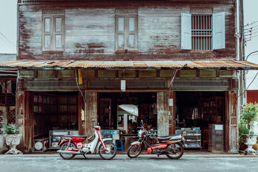 ถนนยมจินดา ระยอง เที่ยวใก้กรุงเทพ
