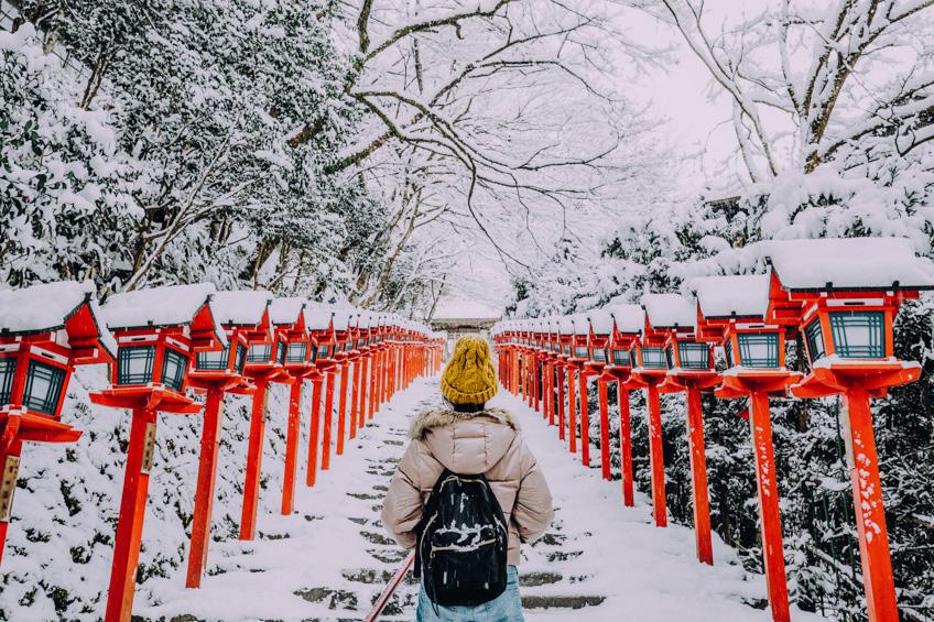ศาลเจ้าคิฟุเนะ เที่ยวญี่ปุ่น