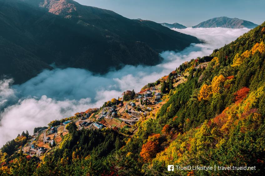 หมู่บ้าน ชิโมกุริ เที่ยวญี่ปุ่น