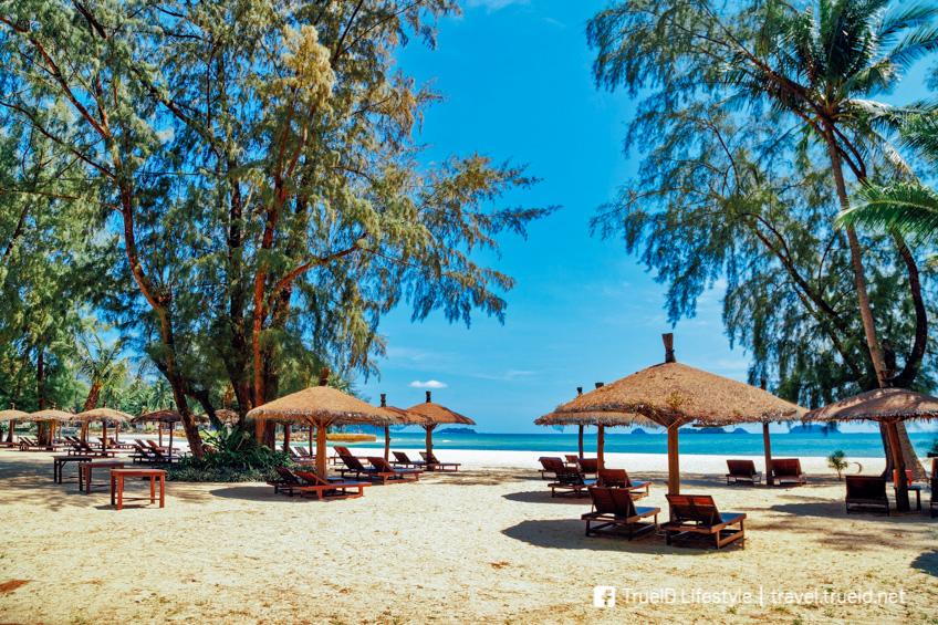 หาดทรายขาว เกาะช้าง