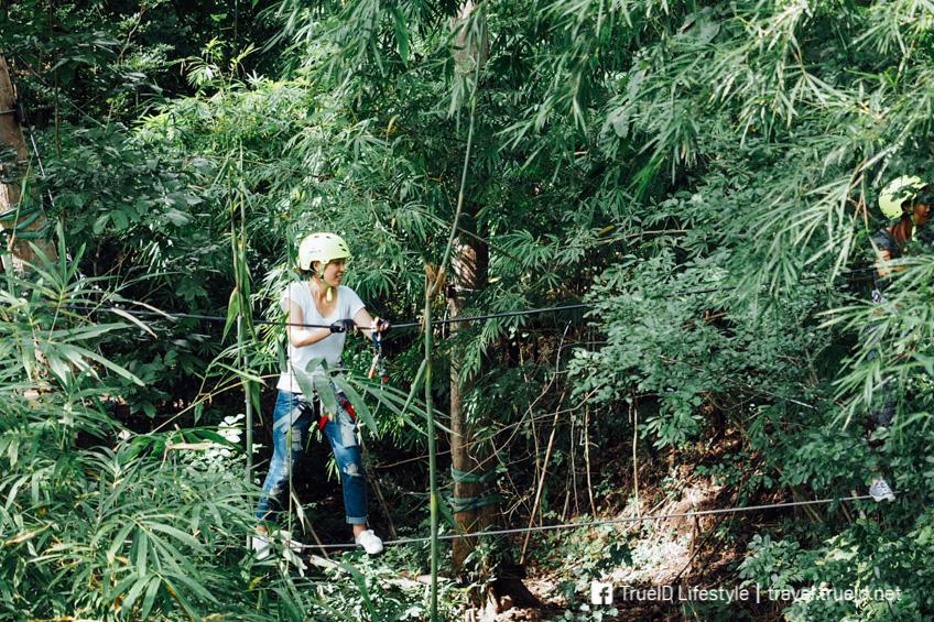 Tree Top Adventure Park เกาะช้าง