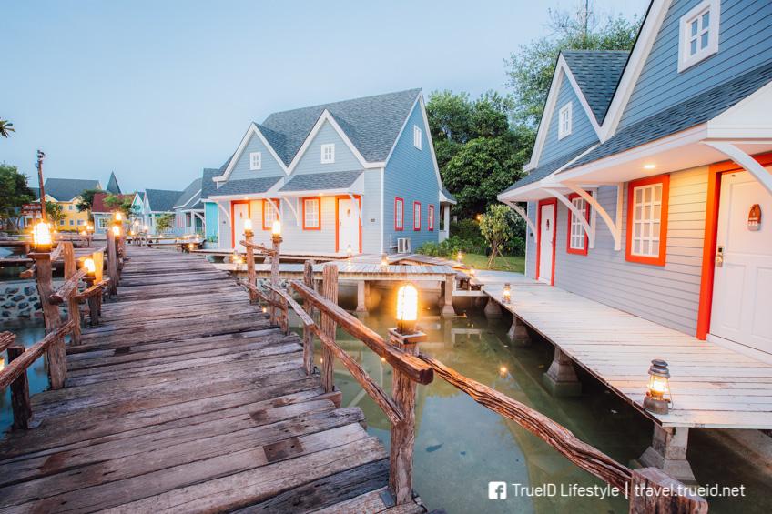 ที่พักจันทบุรี Peggy's Cove Resort