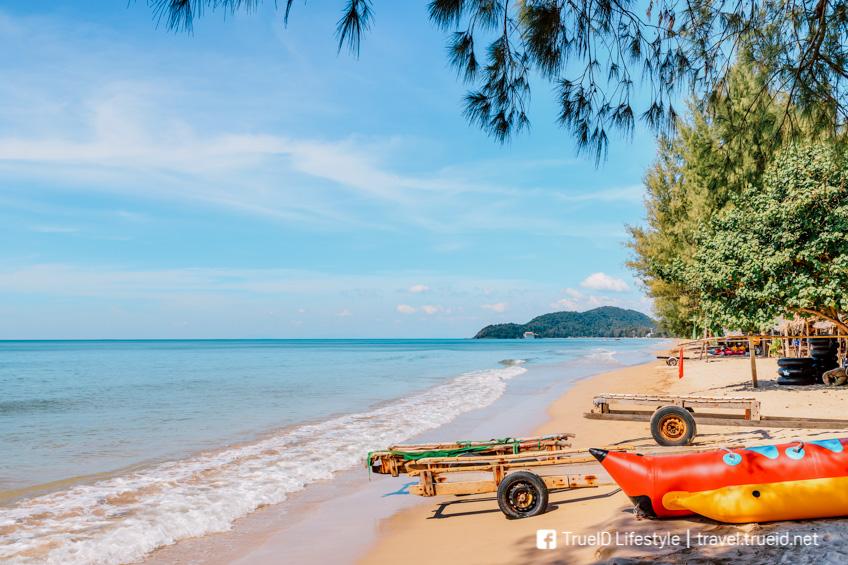 หาดเจ้าหลาว ที่เที่ยวจันทบุรี