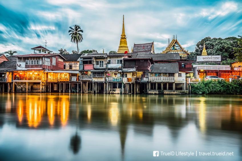 ชุมชนริมน้ำจันทบูร ที่เที่ยวจันทบุรี
