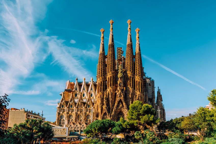 Sagrada Familia สถาปัตยกรรม ที่สุดในโลก
