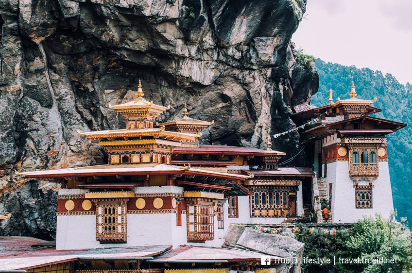 Tiger's Nest Monastery ภูฏาน