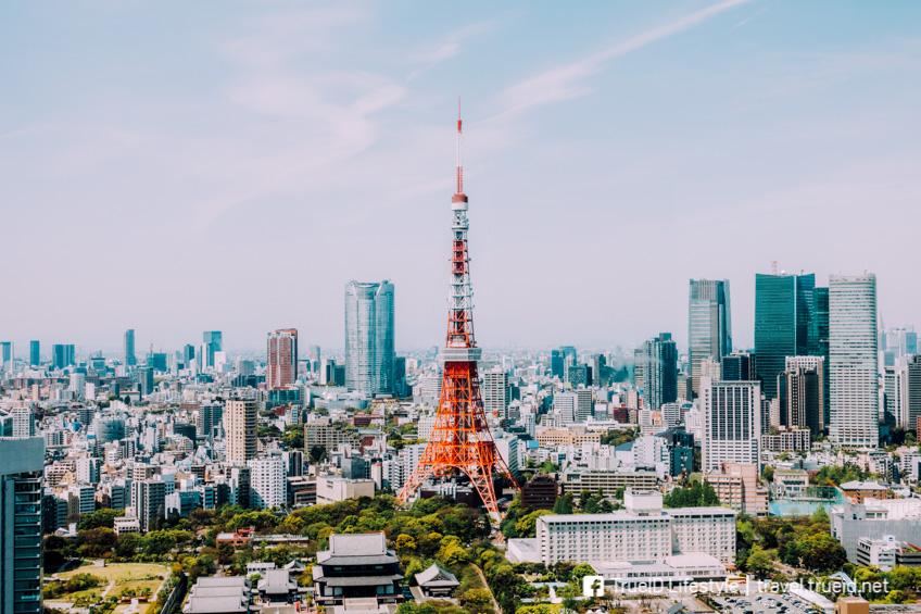 Tokyo Tower โตเกียว