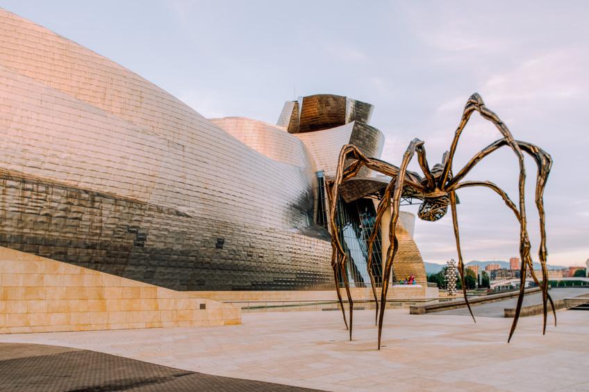 สถาปัตยกรรม The Guggenheim
