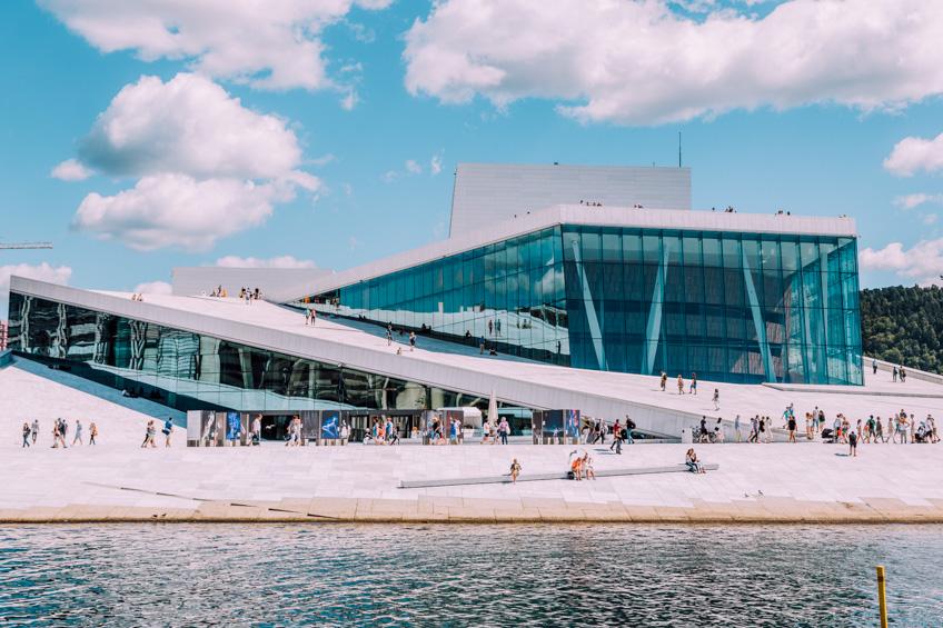 New Norwegian Opera