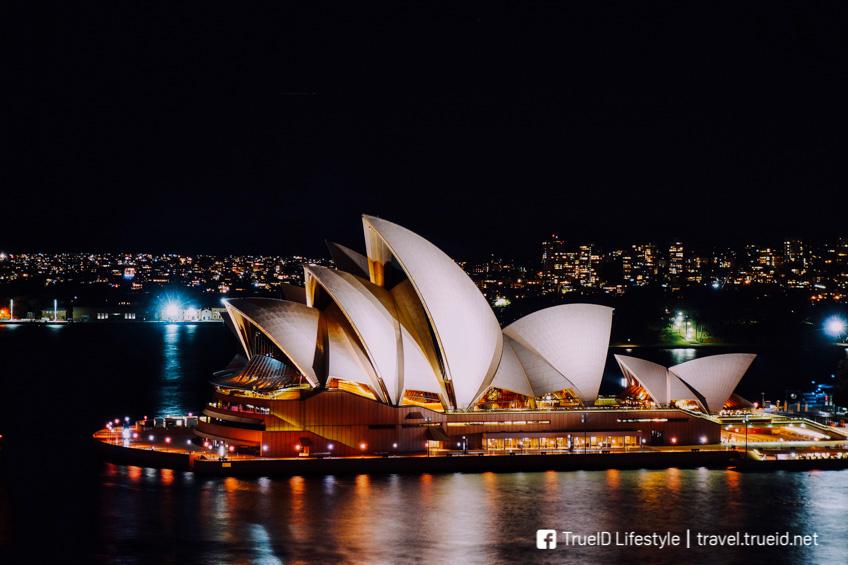 Sydney Opera House ออสเตรเลีย