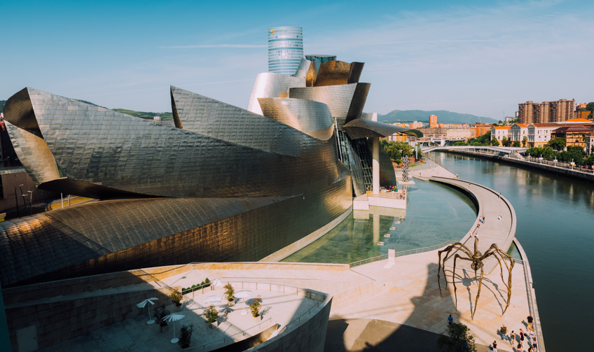 The Guggenheim สถาปัตยกรรม ที่สุดในโลก