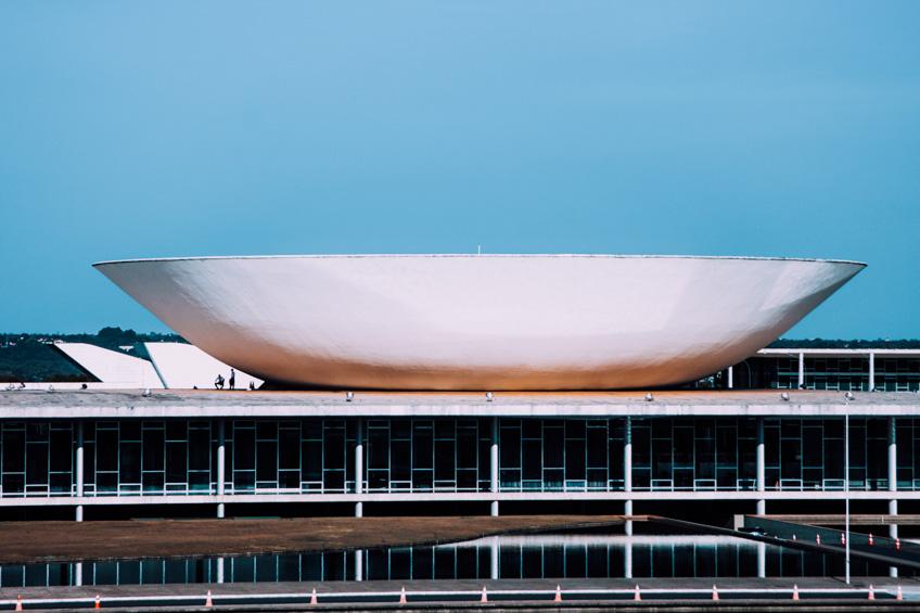 สถาปัตยกรรม ที่สุดในโลก National Congress Hall