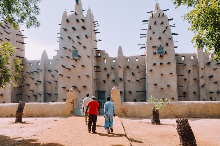 Great Mosque สถาปัตยกรรม ที่สุดในโลก