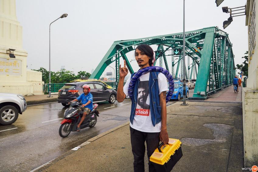 สะพานพุทธ เที่ยวกรุงเทพ