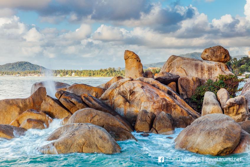 หินตา หินยาย เกาะสมุย