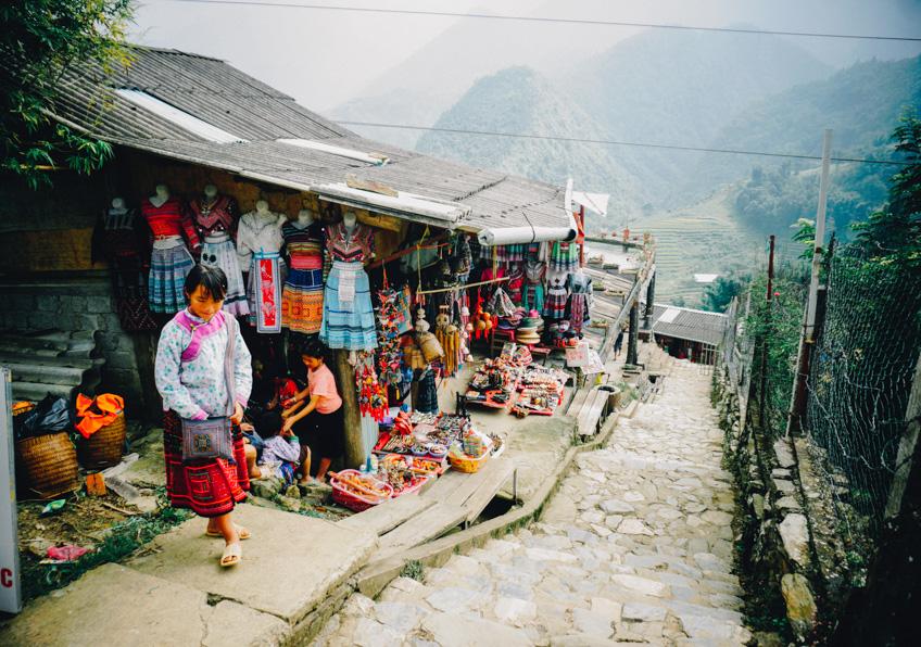Ta Van Villageซาปา