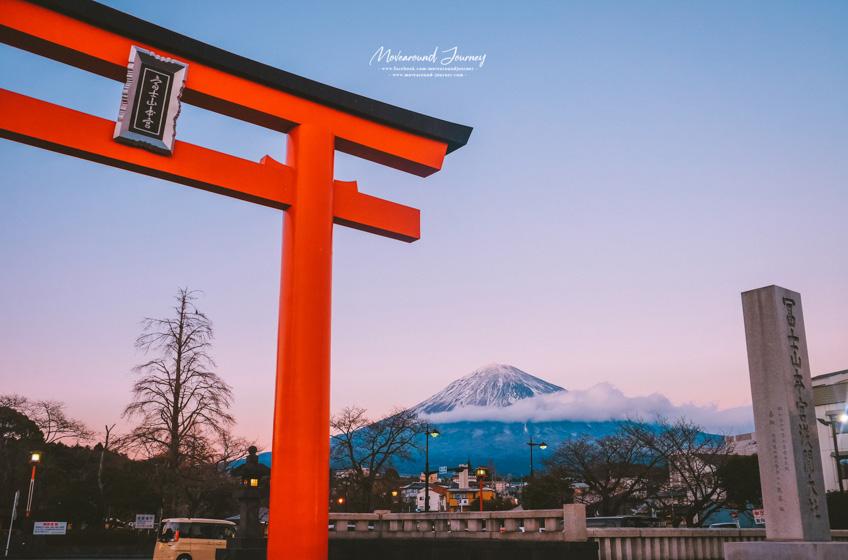 Fujinomiya ภูเขาไฟฟูจิ เที่ยวญี่ปุ่น