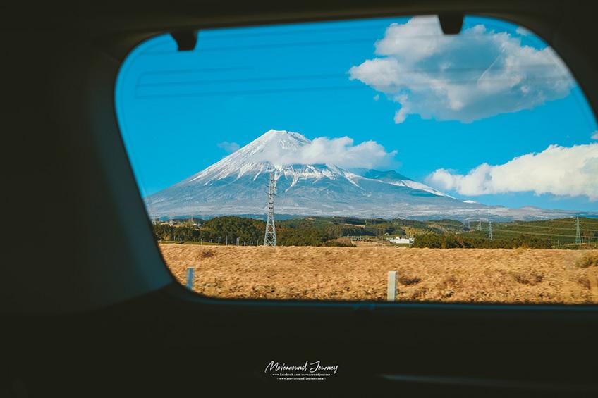 ชิซึโอกะ ภูเขาไฟฟูจิ ญี่ปุ่น