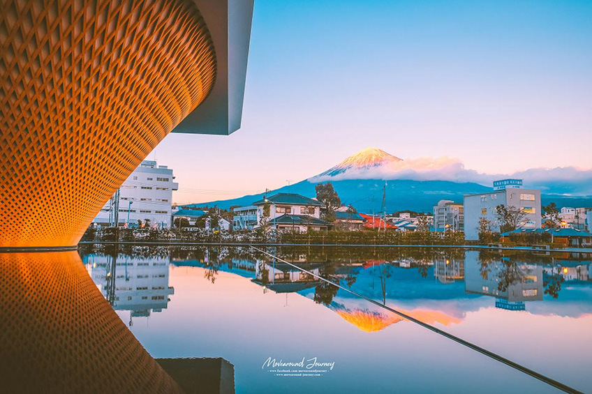 ญี่ปุ่น Mt.Fuji World Heritage Center